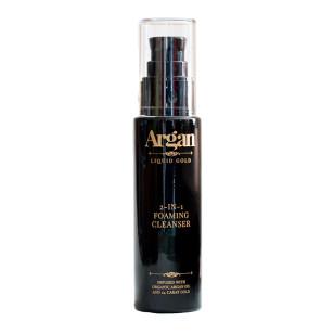 Argan Liquid Gold 2-In-1 Foaming Cleanser