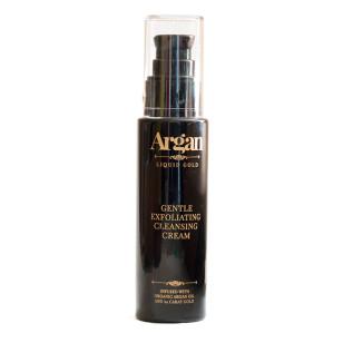 Argan Liquid Gold Gentle Exfoliating Cleansing Cream
